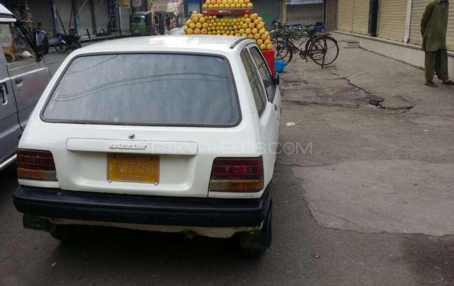 Suzuki Khyber 1984 Image-1