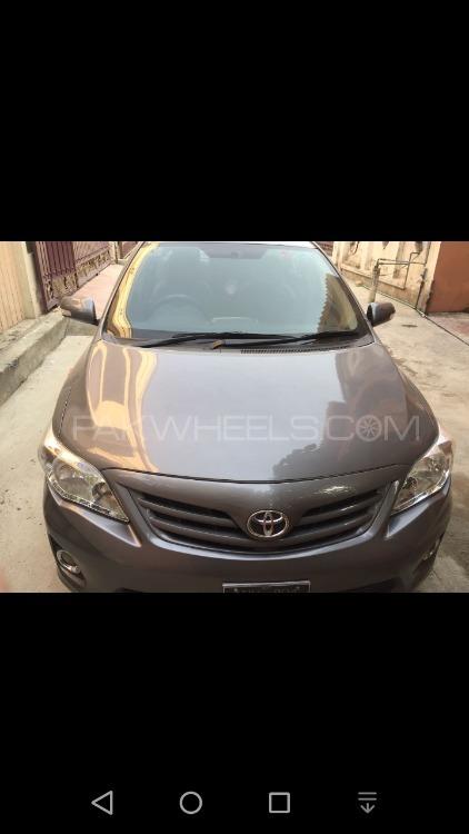 Toyota Corolla GLi Limited Edition 1.3 VVTi 2012 Image-1