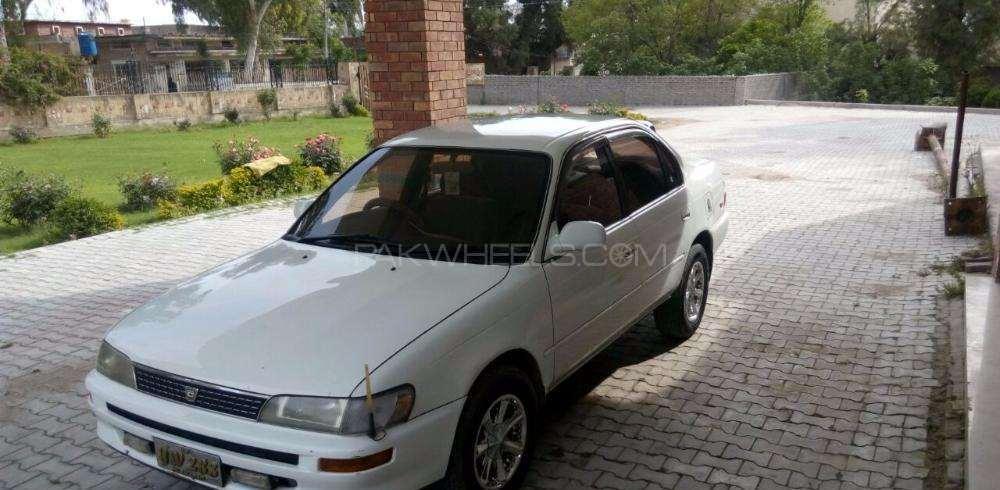 Toyota Corolla XE Limited 1994 Image-1