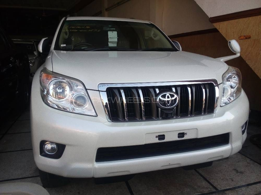 Toyota Prado TZ 4.0 2011 Image-1