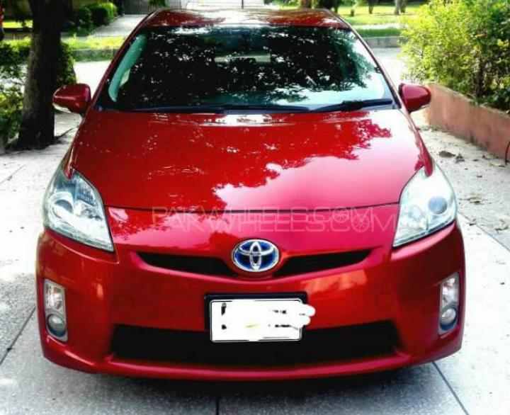Toyota Prius S 1.8 2009 Image-1