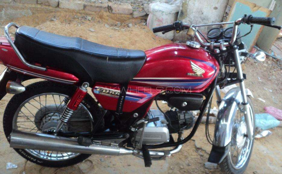 Honda CD-100 2010 Image-1