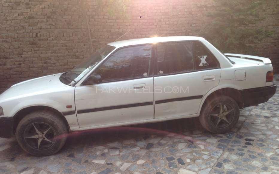 Honda Civic VTi 1.6 1988 Image-1