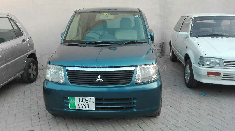 Mitsubishi Ek Wagon G 2006 Image-1
