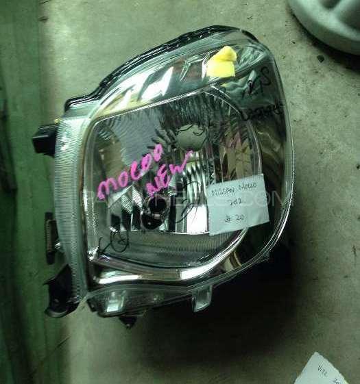 Nissan Mocco Front Light 2012 Image-1