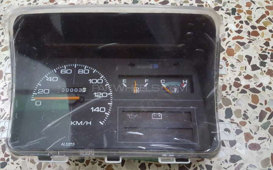 Speedo meter for Suzuki Mehran Image-1