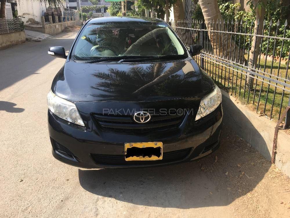 Toyota Corolla XLi VVTi 2010 Image-1