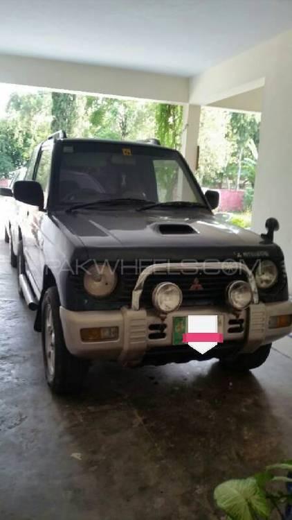 Mitsubishi Pajero Mini 1996 Image-1