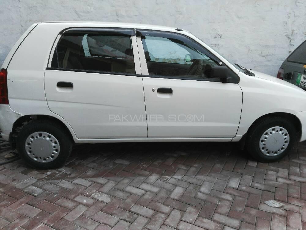 Suzuki Alto VXR (CNG) 2010 Image-1