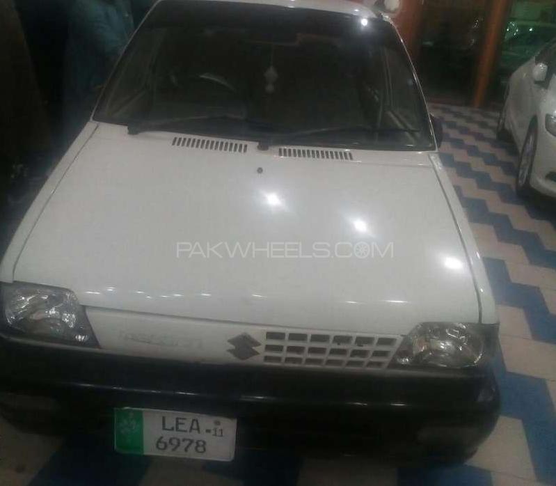 Suzuki Mehran VX 2011 Image-1