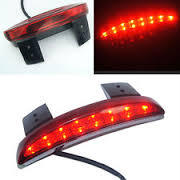 Flexible brake light with indicators cafe racers Image-1