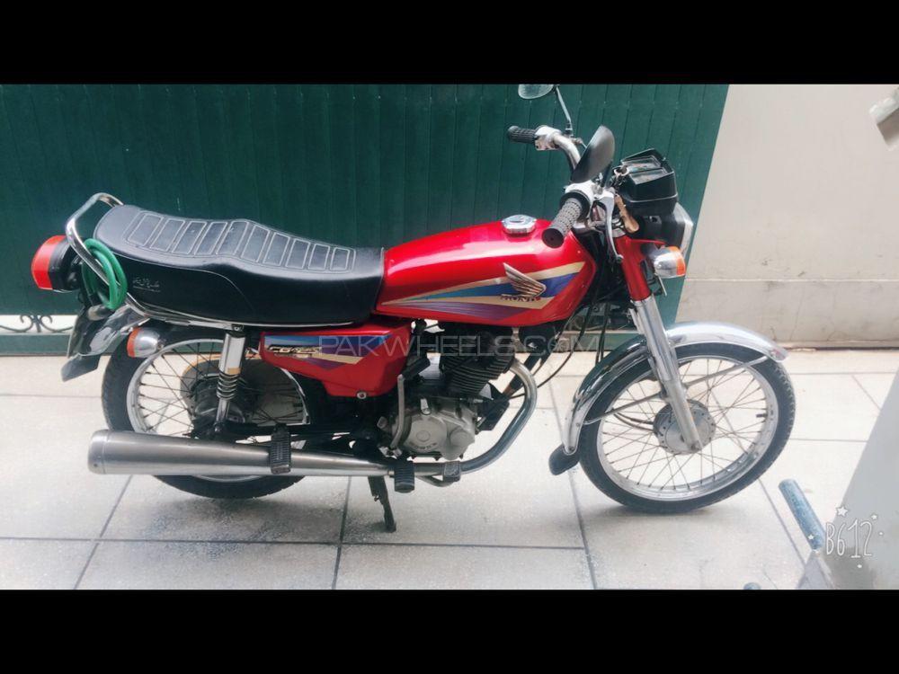 Honda CG 125 2006 Image-1