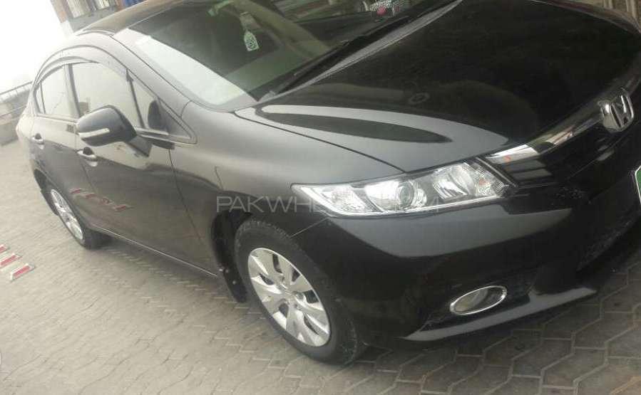 Honda Civic Vti 1 8 I Vtec 2015 For Sale In Lahore Pakwheels