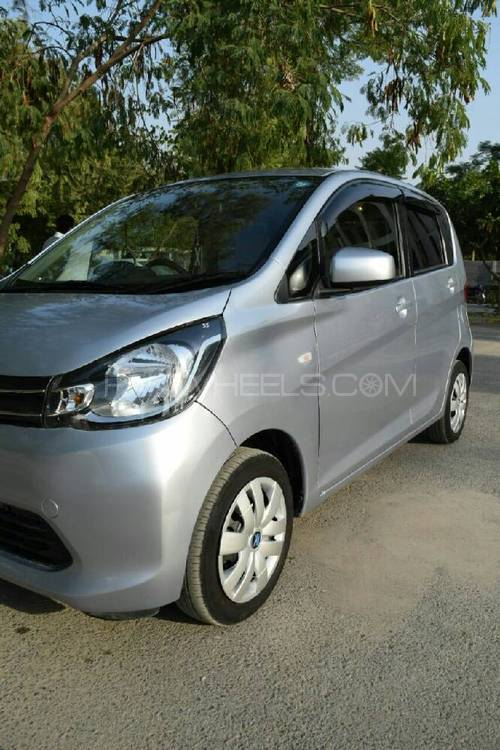 Mitsubishi Ek Wagon GS 2014 Image-1