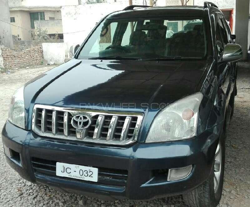 Toyota Prado 2005 Image-1