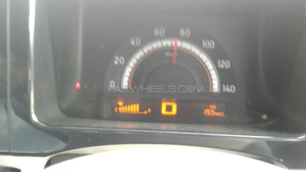 Nissan Moco X Idling Stop Aero Style 2012 Image-1