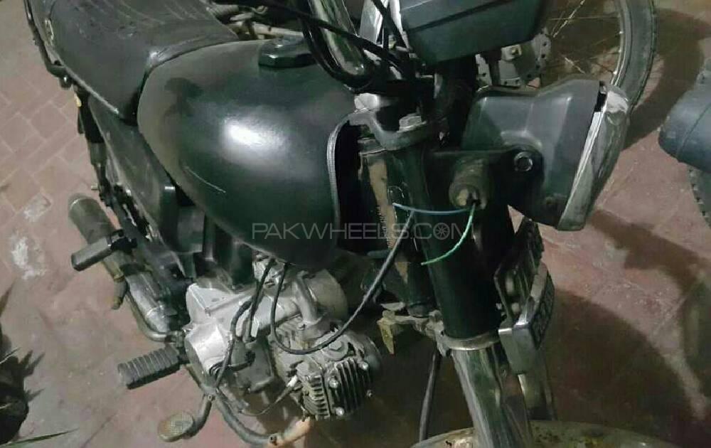 Pak Hero PH 70 2004 Image-1
