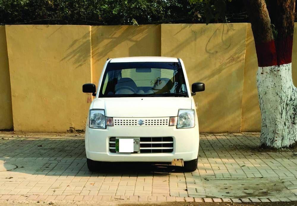 Suzuki Alto Eco 2007 Image-1