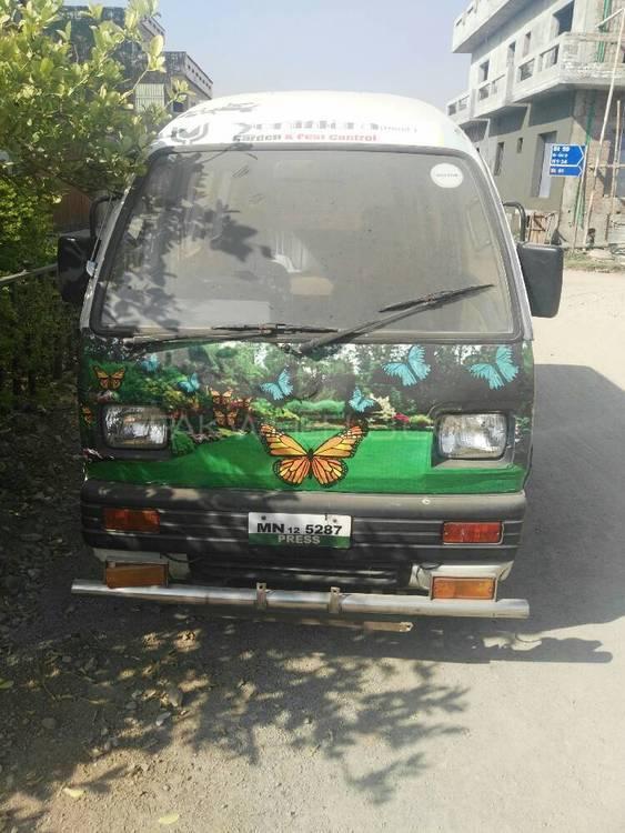 Suzuki Bolan VX (CNG) 1988 Image-1