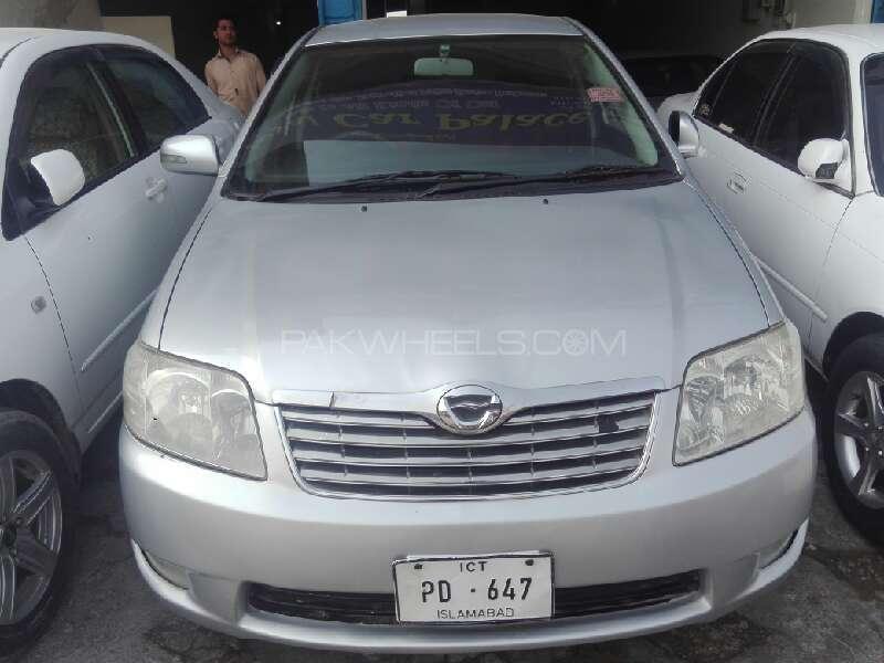 Toyota Corolla X 1.5 2005 Image-1