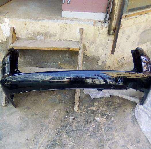 Honda air wave rear bumper Image-1