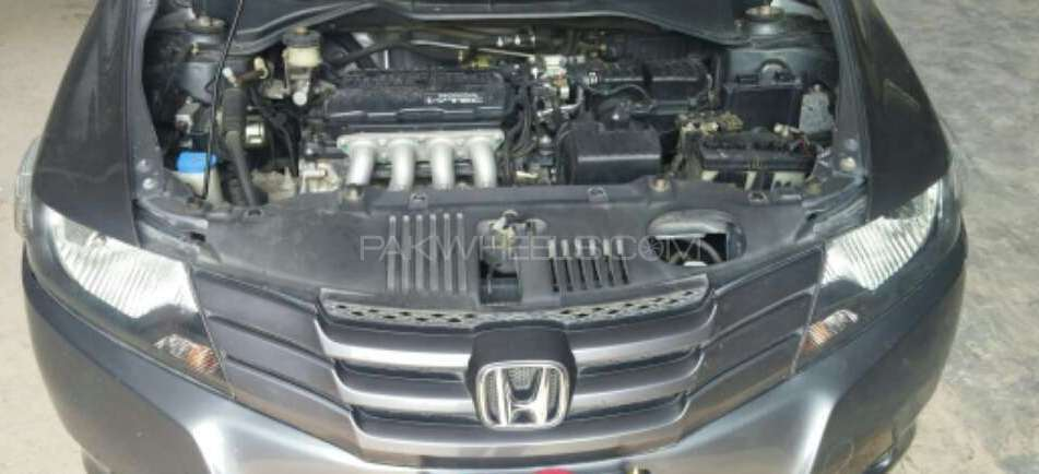 Honda City Aspire Prosmatec 1.3 i-VTEC 2014 Image-1
