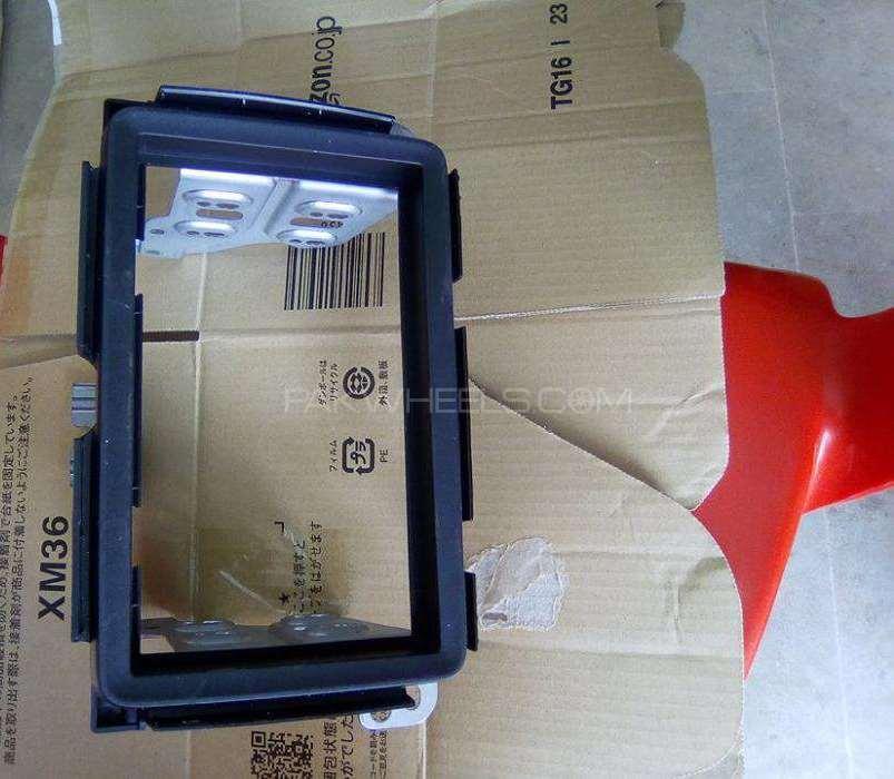 Honda vezel fr navigation panel bracket Image-1