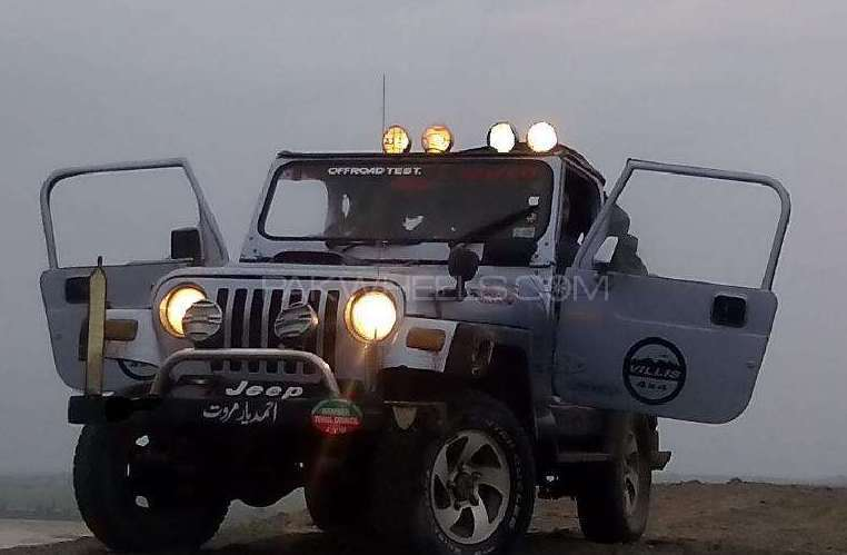 Jeep CJ 5 1989 Image-1