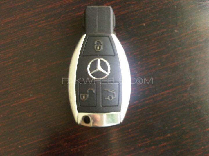 Mercedes Benz S Class S500 2003 Image-1