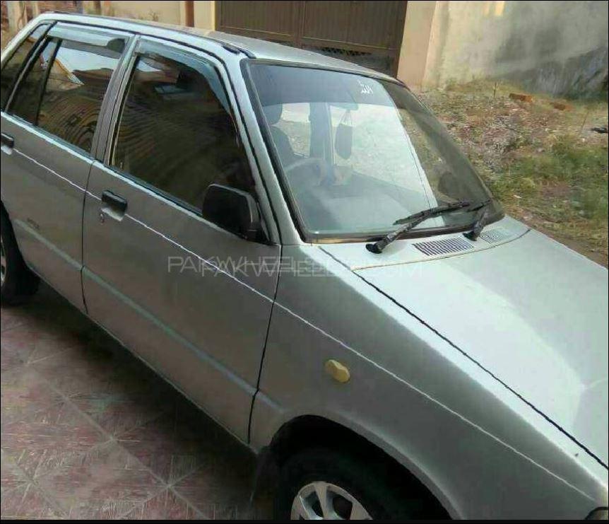 Suzuki Mehran VX (CNG) 2004 Image-1