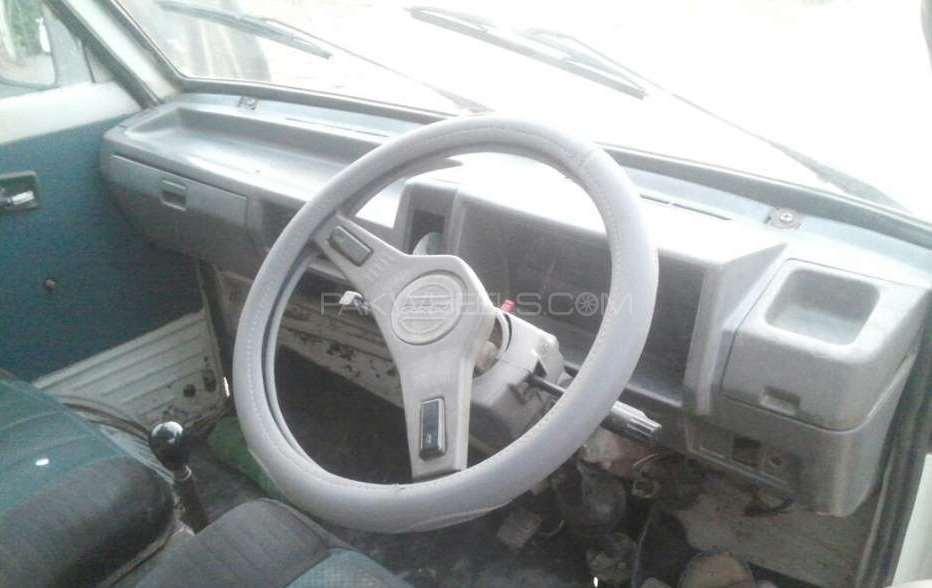 Suzuki Ravi PICKUP STD VX 1989 Image-1