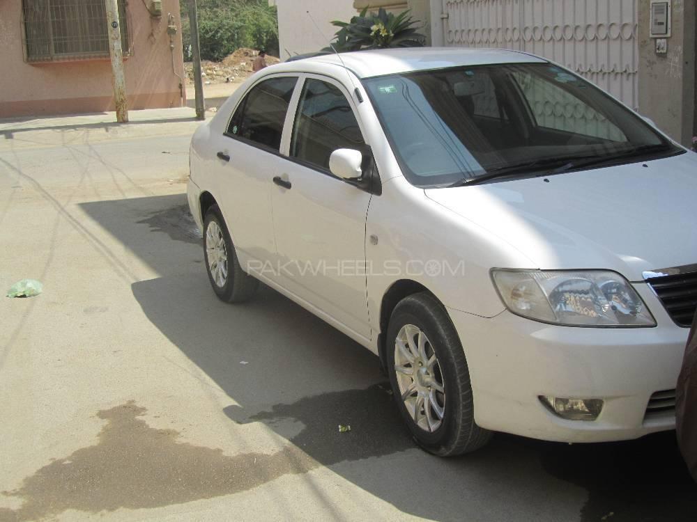 Toyota Corolla Assista X 2007 Image-1