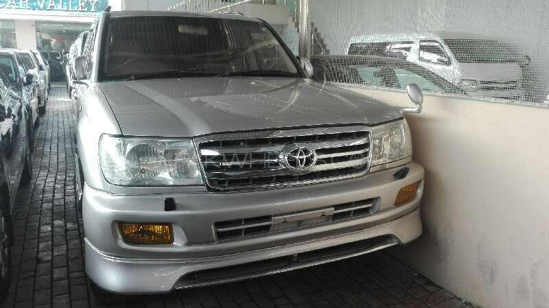 Toyota Land Cruiser VX 4.7 1999 Image-1