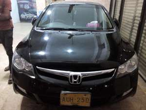 Honda Civic VTi Oriel Prosmatec 1.8 i-VTEC 2010 for Sale in Hyderabad