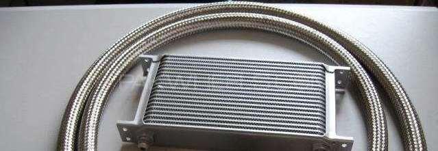 Car Oil cooling kit Image-1