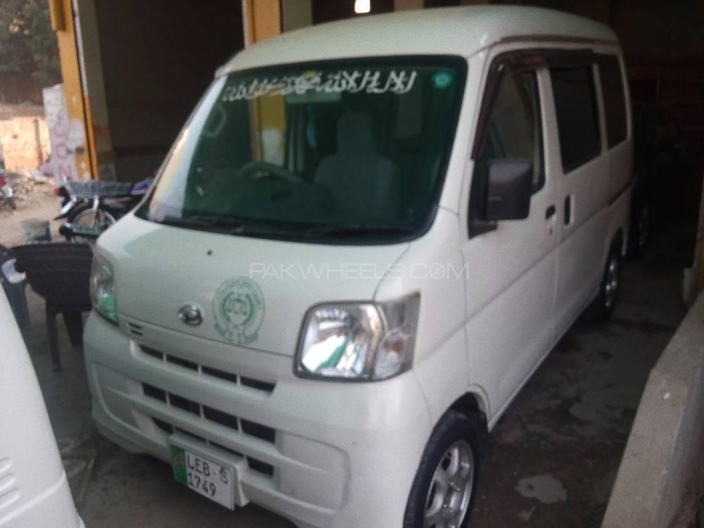 Daihatsu Hijet Basegrade 2009 Image-1