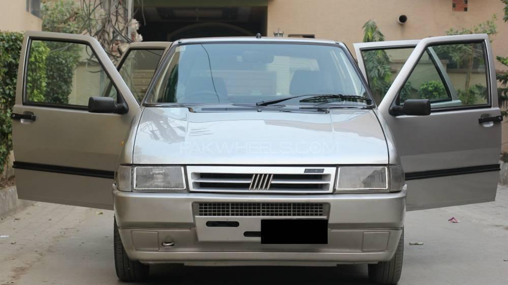 Fiat Uno 60 Diesel 1.7 2001 Image-1