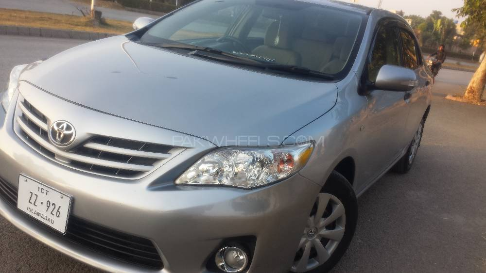 toyota corolla 2012 for sale in islamabad pakwheels. Black Bedroom Furniture Sets. Home Design Ideas