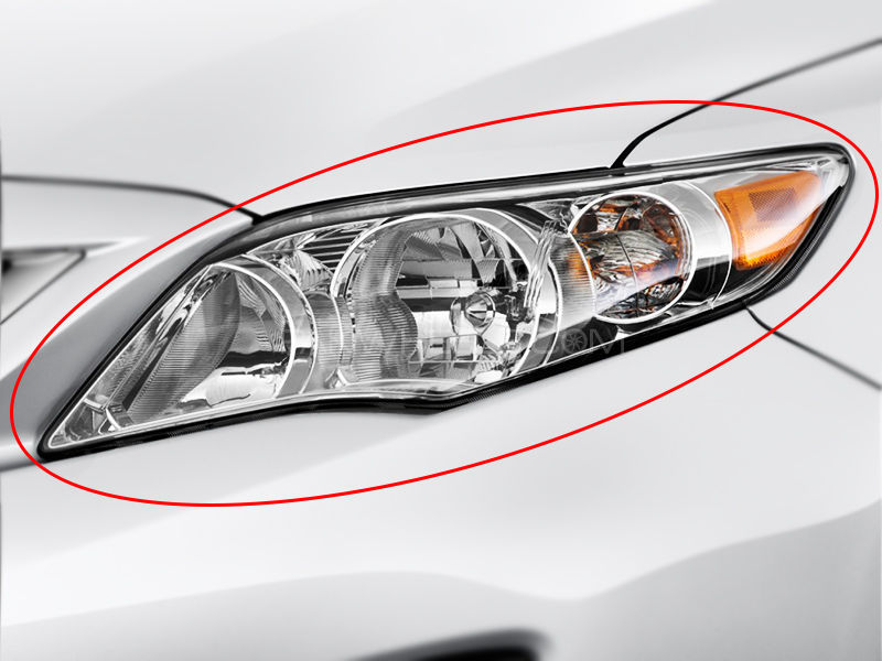 Toyota Corolla DEPO Head Light Xli, Gli, Altis 2012-2013 Image-1