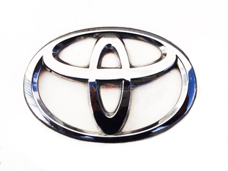 Toyota Corolla Genuine Grill Monogram  Xli, Gli, Altis 2001-2008 Image-1