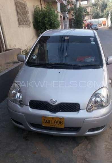 Toyota Vitz FL 1.0 2003 Image-1