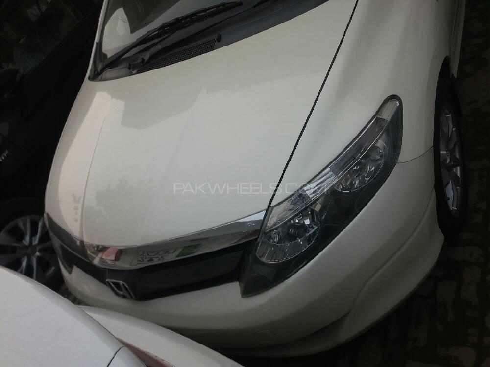 Honda Airwave 2007 Image-1