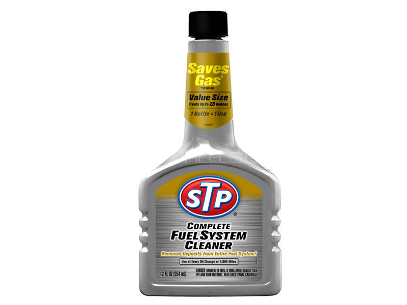 STP Complete Fuel System Cleaner - 354ml Image-1