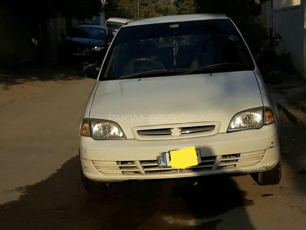 Suzuki Cultus VXR (CNG) 2007 Image-1