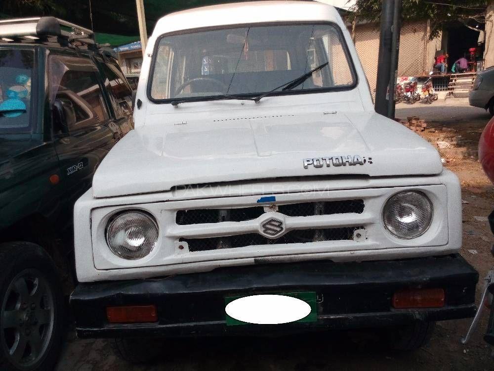 Suzuki Potohar Basegrade 1981 Image-1