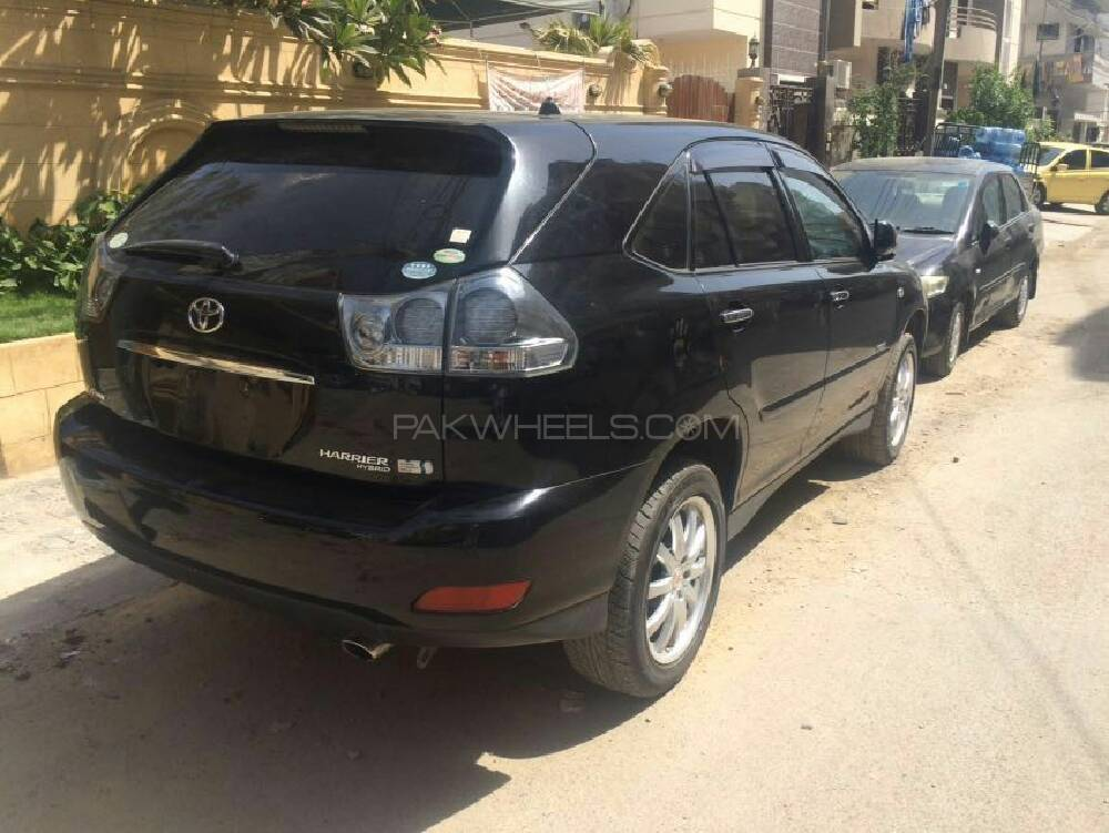 Toyota Harrier 2010 Image-1