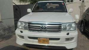 Toyota Land Cruiser VX 4.7 2001 for Sale in Lahore