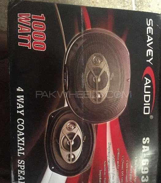 Brand new seavay audio speakers for cars Image-1