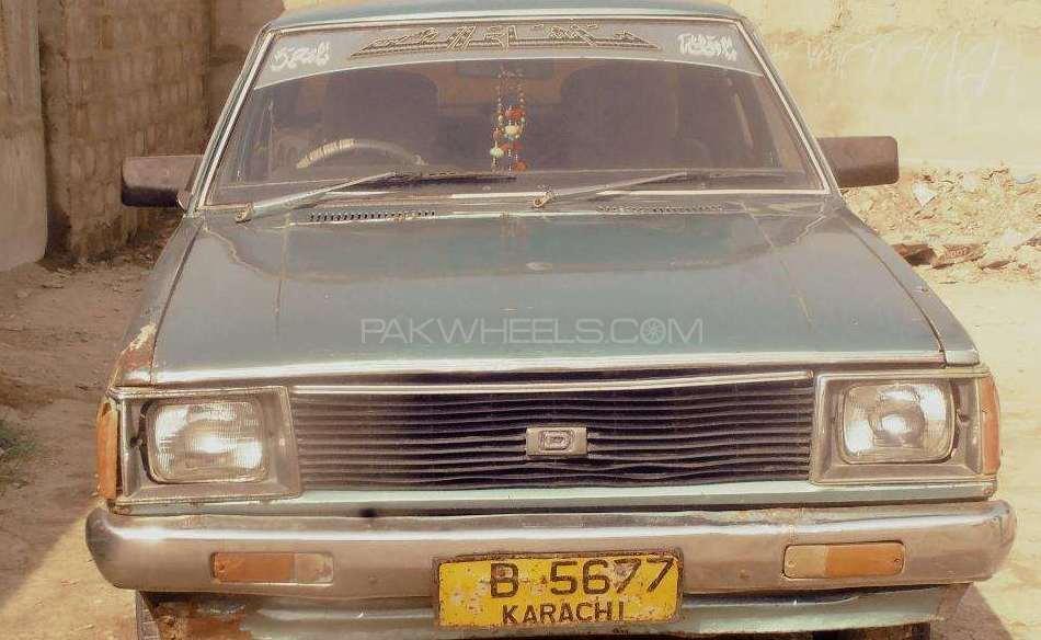 Datsun 120 Y Y 1.2 1980 Image-1