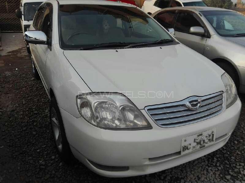 Toyota Corolla G 2002 Image-1